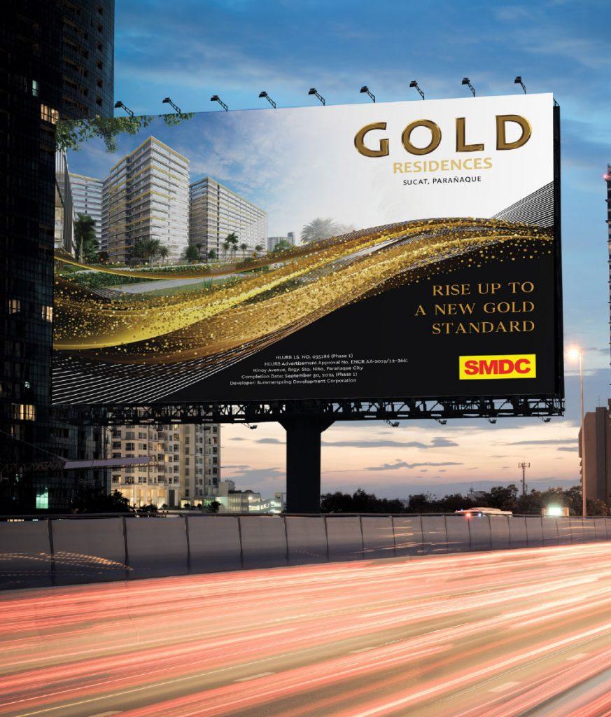 Gold Residences
