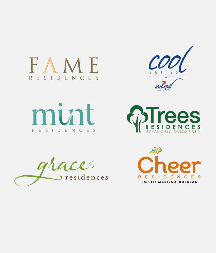 SMDC Residences Logos